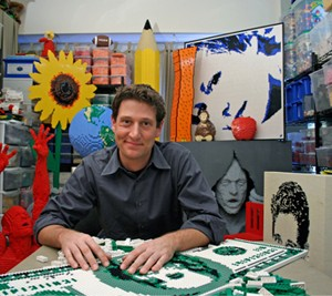 LEGO Artist - Building a Creative Career by Finding Your Inner Child