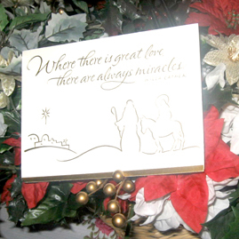 Editor's Journal: Where There are Miracles - My Christmas Story