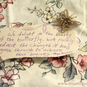 Beauty of the Butterfly: Inspiration from Maya Angelou