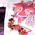 Envibrance Inspiration: Live, Love and Dream for a Greater Purpose